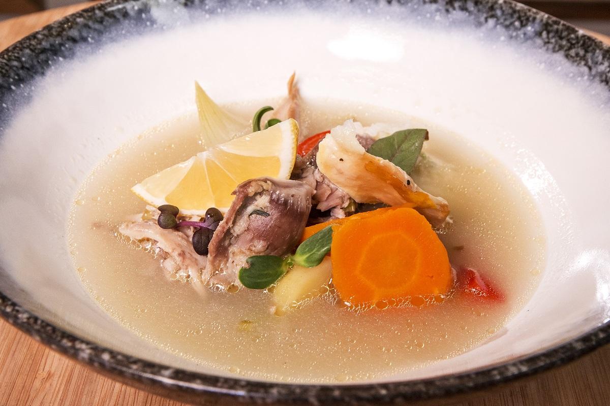 рецепта за пилешка супа