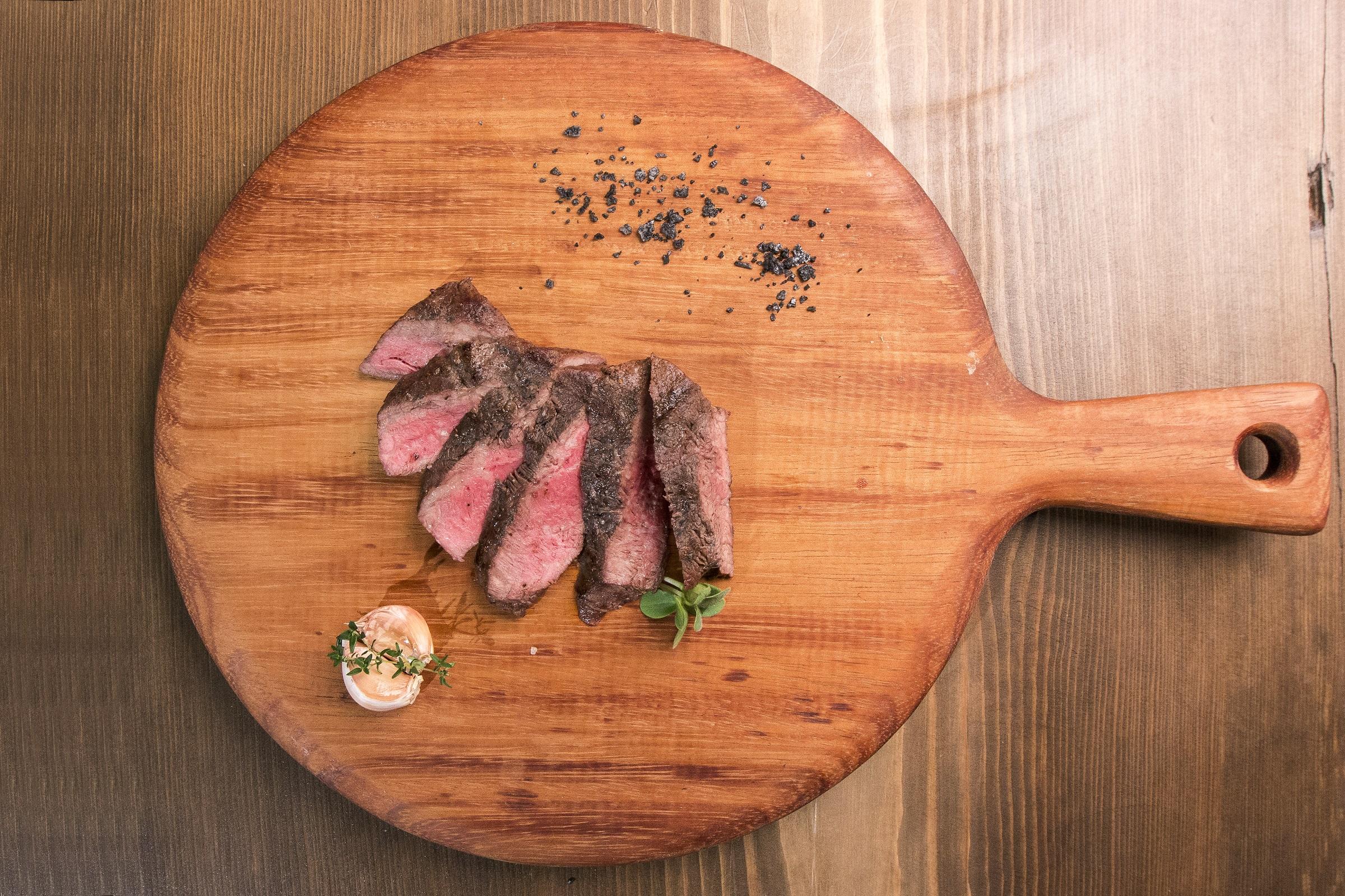 рецепта за телешки стек