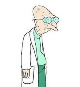 Professor Hubert Farnsworth