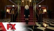 American Horror Story: Hotel - Beyaz Saçlı Çocuklar