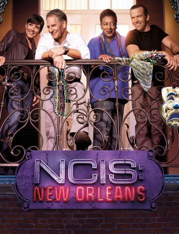 Морська поліція: Новий Орлеан 2 сезон