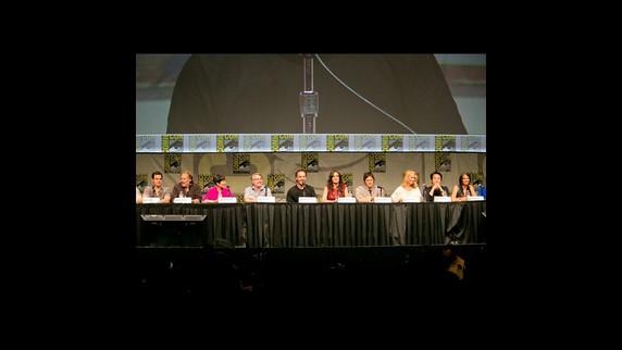 T3: Comic-Con 2012