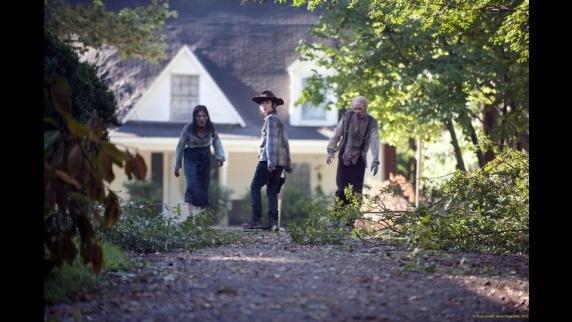 The Walking Dead 4-Episodio 9
