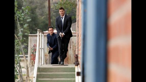 Bones 10 - Episodio 13