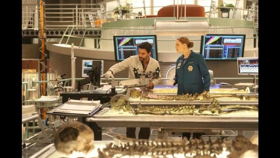 Bones 10- Episodio 18