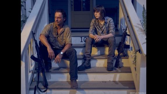 The Walking Dead 6- Galería