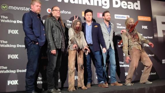 Hay material para 7 temporadas de The Walking Dead más