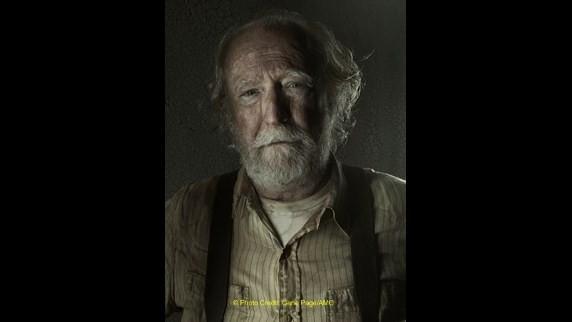 T3: Retratos The Walking Dead 3