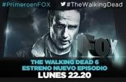 The Walking Dead 6: nuevo episodio el lunes a las 22.20 #PrimeroenFOX