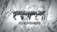 Promo Estreno PINS - American Horror Story Coven