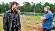 Za kulisami The Walking Dead 4: Kirkman na planie