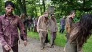 Za kulisami The Walking Dead 4: Plan zdj?ciowy