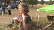 Za kulisami The Walking Dead 2: Scena w stodole