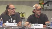 The Walking Dead na Comic-Con 2015: Andrew Lincoln