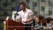 The Walking Dead na Comic-Con 2015: Lennie James