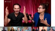 The Walking Dead 4 - Hangout Andrew Lincoln