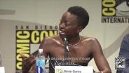The Walking Dead - Comic Con San Diego - Danai Gurira