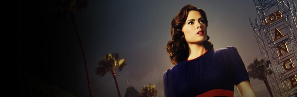 NEW Marvel's Agent Carter
