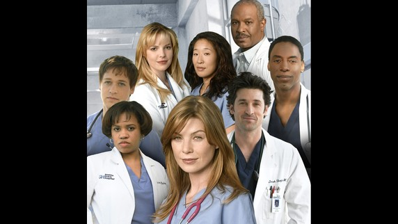Grey's Anatomy 1
