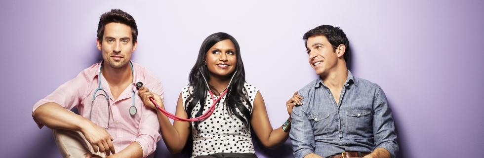 The Mindy Project: Seizoen 3
