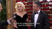 Lady Gaga Kırmızı Halı Röportajı