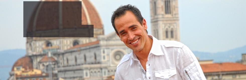 David Rocco, la dolce vita