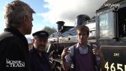 Le Monde vu du Train: La vieille locomotive